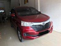 Jual Grand New Toyota Avanza Automatic A/T Tahun 2017 Plat BG PalembangKota