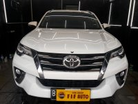 Jual Toyota Fortuner 2.4 VRZ 2017 AT Putih