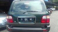 Jual Toyota Land Cruiser: Lexus LX470 Thn 00/01 Antik Jarang Ada!