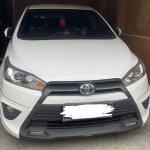 Jual Toyota: Yaris S TRD Desember 2015 (putih)