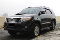 Toyota Fortuner Diesel VNT automatic 2014 KM38000 simpanan