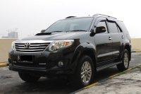 Jual Toyota Fortuner Diesel VNT automatic 2014 KM38000 simpanan