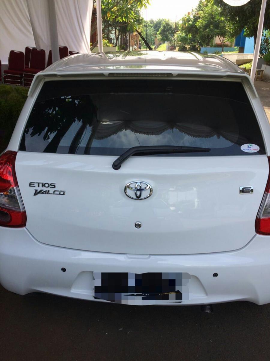 etios valco e hatchback - mobilbekas