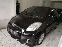 Jual Toyota: Yaris E M/T 2012 Hitam