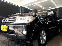 Jual Toyota Fortuner 2.5 G VNTurbo 2010 AT Hitam