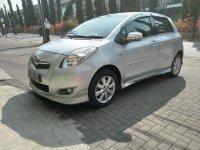 Jual Toyota: 117.5jt yaris type s matic 2010 low km pajak panjang