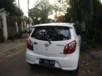 Toyota: Jual cepat BU Agya G A/T 2015