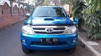 Jual Toyota Fortuner G 2.7 cc A/T bensin Cbu Th' 2005 pajak panjang