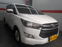 Jual Toyota Kijang Innova 2.0 G AT Bensin 2017 Putih