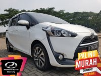 Jual TOYOTA SIENTA 1.5 V 2016 AT 99% LIKE NEW!!