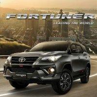 Toyota: Fortuner VRZ TRD 2019 (37D96BBF-4154-438A-9E9E-8A389E63EDC3.jpeg)