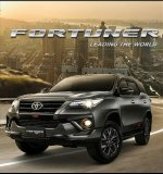 Jual Toyota: Fortuner VRZ TRD 2019