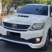 Dijual Toyota Fortuner 2013 G TRD Diesel