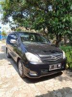 Toyota Innova: Dijual mobil inova 2010