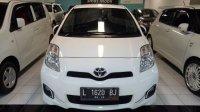 Jual Toyota Yaris putih thn 2014