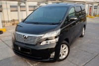 Toyota: 2010 VELLFIRE V  Premium Sound Antik Good Condition TDP 71jt