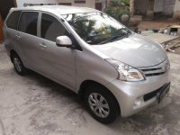 Toyota: AVANZA WARNA SILVER TH.2015 DIJUAL