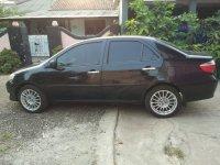 Jual mobil bekas Toyota Vios type G th 2004 manual warna hitam