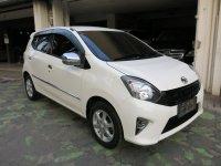 Jual Toyota Agya G Automatic 2014