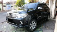 Jual Toyota Fortuner G Diesel At 2009