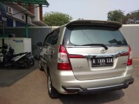 Toyota Grand Innova Diesel Type E 2.5cc Manual Grill  2014 silver (gi8.jpeg)