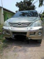 Jual Toyota Avanza tipe s terlengkap