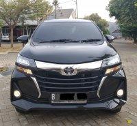 Jual Toyota: Avanza 2019 km 3rb Manual, Avanza Hitam, Avanza Second, Avanza Bekas