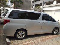 Jual Toyota Alphard 2.4 G Premium Sound