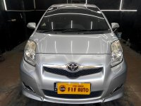 Jual Toyota Yaris 1.5 S limited Autometic 2011 Silver Metalik