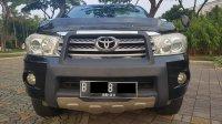 Jual Toyota Fortuner 2.7 V AT Bensin 4WD 2009,Jawara Petualangan Sejati