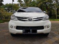 Jual Toyota Avanza 1.3 G AT 2012,Bebas Kelelahan Selama Mengemudi