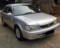 Jual Toyota Soluna XLi tahun 2002 warna silver metalik