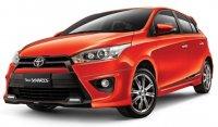 Jual Toyota Yaris TRD MT 2016 Diskon 30 Juta an