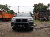 Jual Toyota Hilux Pick UP single cabin tahun 2016 awal. ( Diesel )