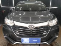 Toyota Avanza 1.3 MT Manual 2017 Abu Abu