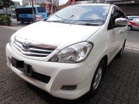 Jual Toyota: Innova V Luxury 2.0 AT Km 70 Ribuan ASLI (D) 1 Tangan Dari Baru