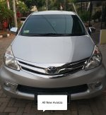 Jual Toyota: All New Avanza G/AT 2013