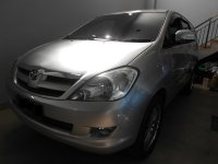Jual Toyota: Innova G Upgrade V 2007 Km 90 RIbuan (D) 1 Tangan ASLI Metic Istimewa
