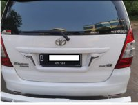 Jual Toyota Innova: Inova J Dress Up Double Din Remote Steer