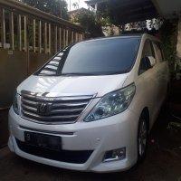 Alphard: Toyota Alpard 2013/2012 White Like New (IMG_20191019_155005_735.jpg)