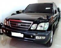 Land Cruiser: Toyota Lancruiser Cygnus 4.7 / V8 Automatic