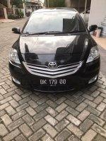 Dijual Toyota Vios Tipe G plat BK