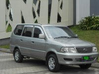 Jual Toyota kijang LSX 1.8  th.2003, silver metalic