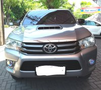 Dijual mobil Toyota Hilux E double cabin 4x4 VNT turbo diesel