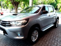 Dijual mobil Toyota Hilux E double cabin 4x4 VNT turbo diesel (20191030_104014[2].jpg)