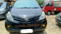 Jual Toyota Avanza E Matic 2012
