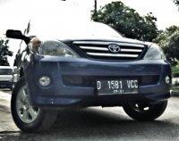 Toyota: Jual Avanza Type G 2004 Biru Bobotoh Istimewa