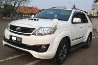 Jual Toyota: FORTUNER G TRD DIESEL AT PUTIH 2014