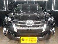 Jual Toyota Fortuner 2.4 VRZ Autometic diesel 2018 Hitam metalik