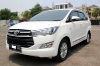 Jual Toyota: INNOVA G REBORN MT BENSIN PUTIH 2016
